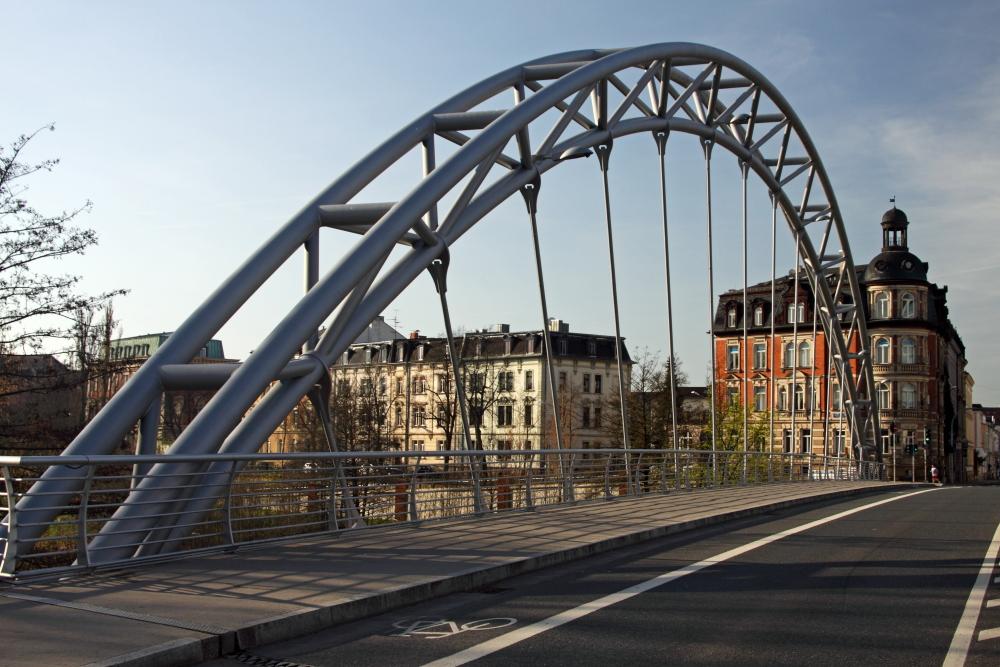 Luitpoldbrücke in Bamberg