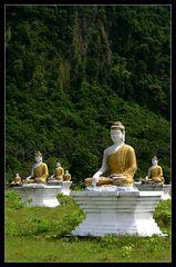 ... Lumbini Garden, Hpa An, Myanmar ...