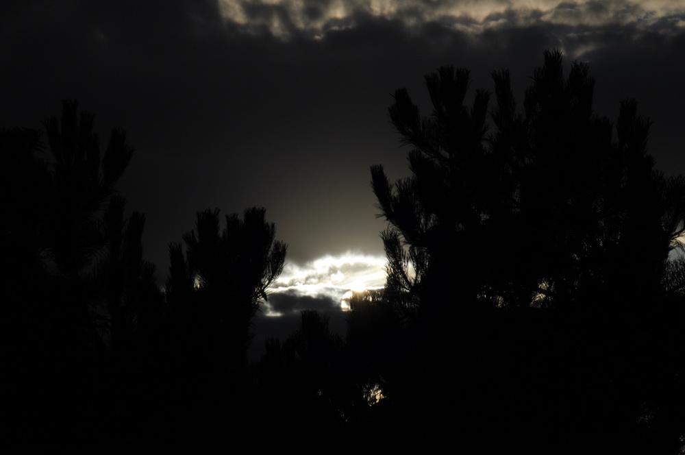 Lumière mystérieuse
