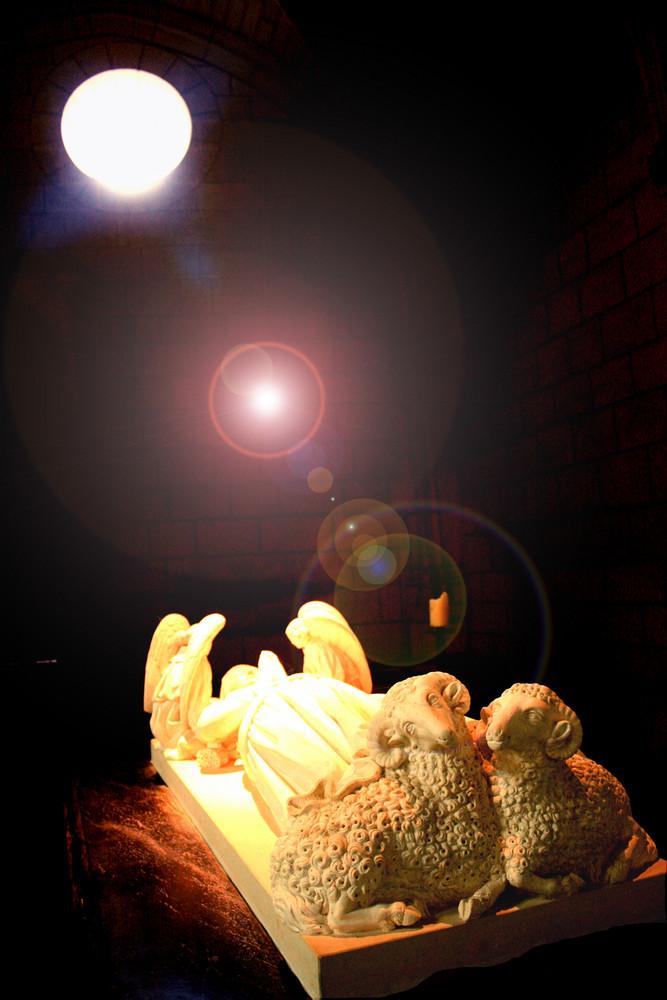 lumière sainte