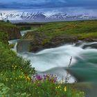 Lumières d'Islande XXVI - vu sous un angle différent...!