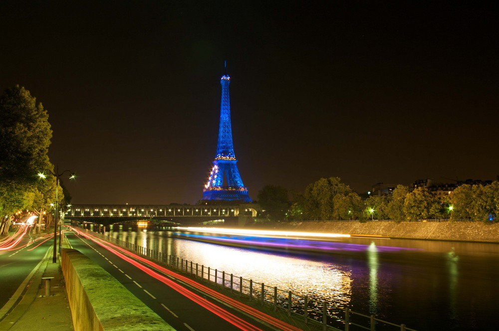Lumières parisiennes
