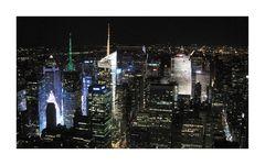 Lumières sur New York