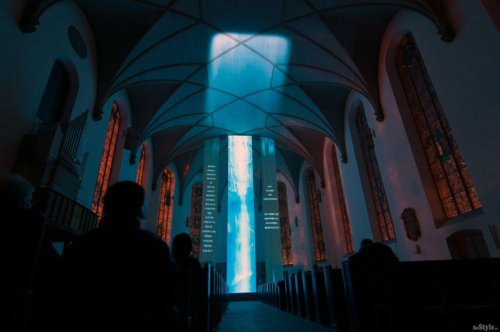 Luminale ´12 - The Mystery of Water