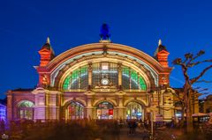 Luminale 16 Hauptbahnhof
