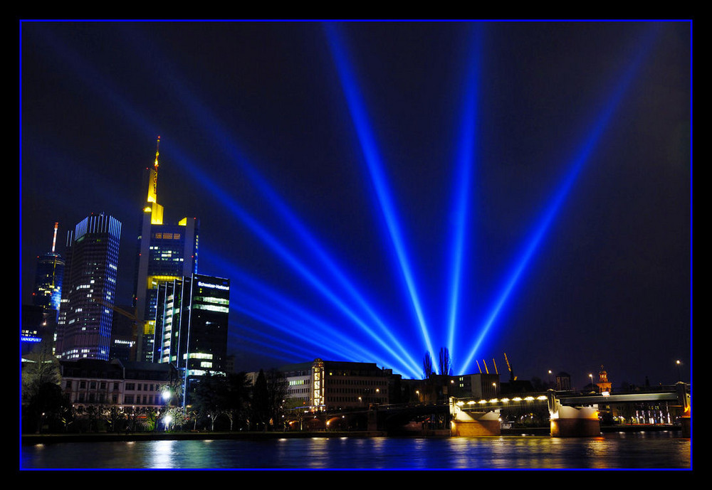 Luminale 2008 ...bringt Farbe nach Frankfurt