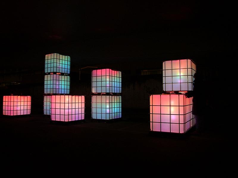 Luminale 2008 - qbridge 02