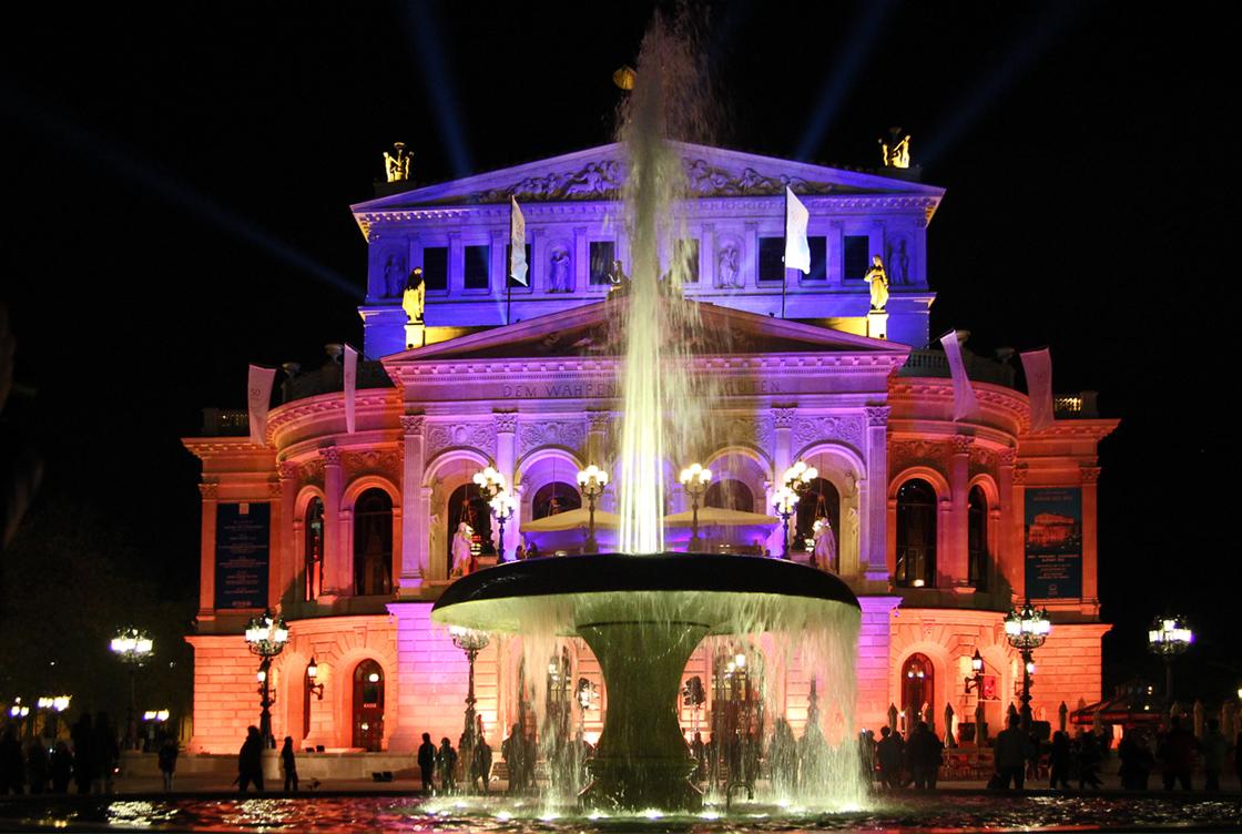 Luminale 2012: Alte Oper