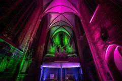 Luminale 2014 - Im Dom (3)