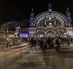 Luminale 2016: Frankfurt am Main Hauptbahnhof