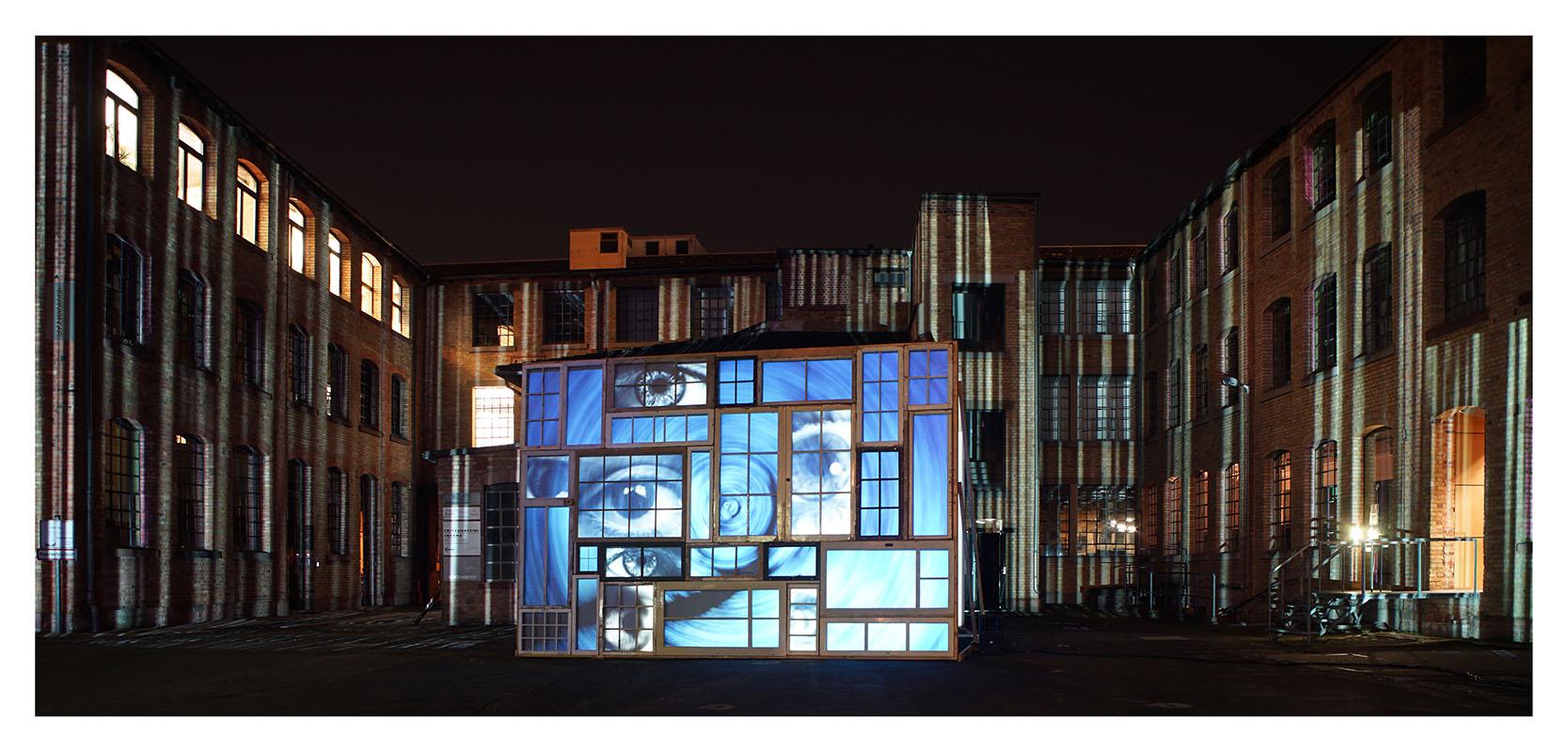 Luminale 2016 - Heyne Kunst-Fabrik Offenbach Foto & Bild ...