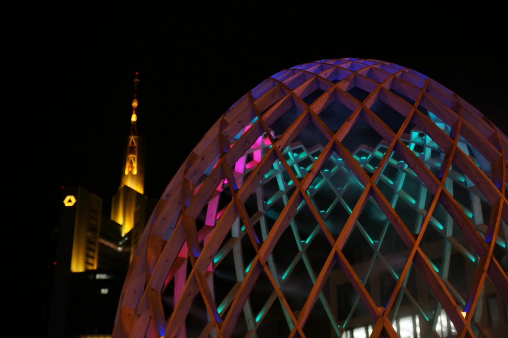 Luminale in Frankfurt a. M. Licht und Kulturspektakel 3