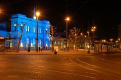 luminale mainz 2006 - hauptbahnhof (2)