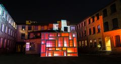 Luminale Offenbach - Building with Light