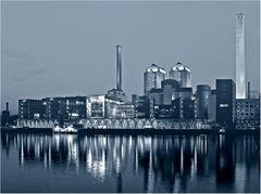 Luminale Westhafen in Triplex