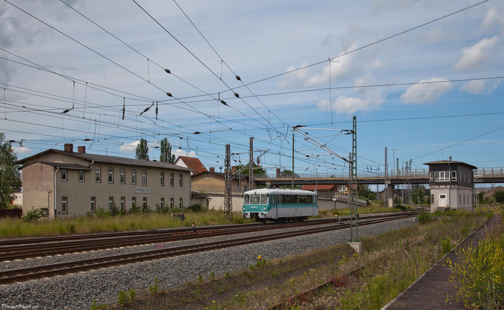 Lumpensammler Nordhausen - Sondershausen III