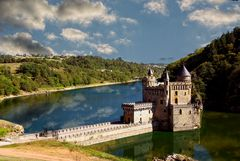 L'un des plus petit château sur la Loire