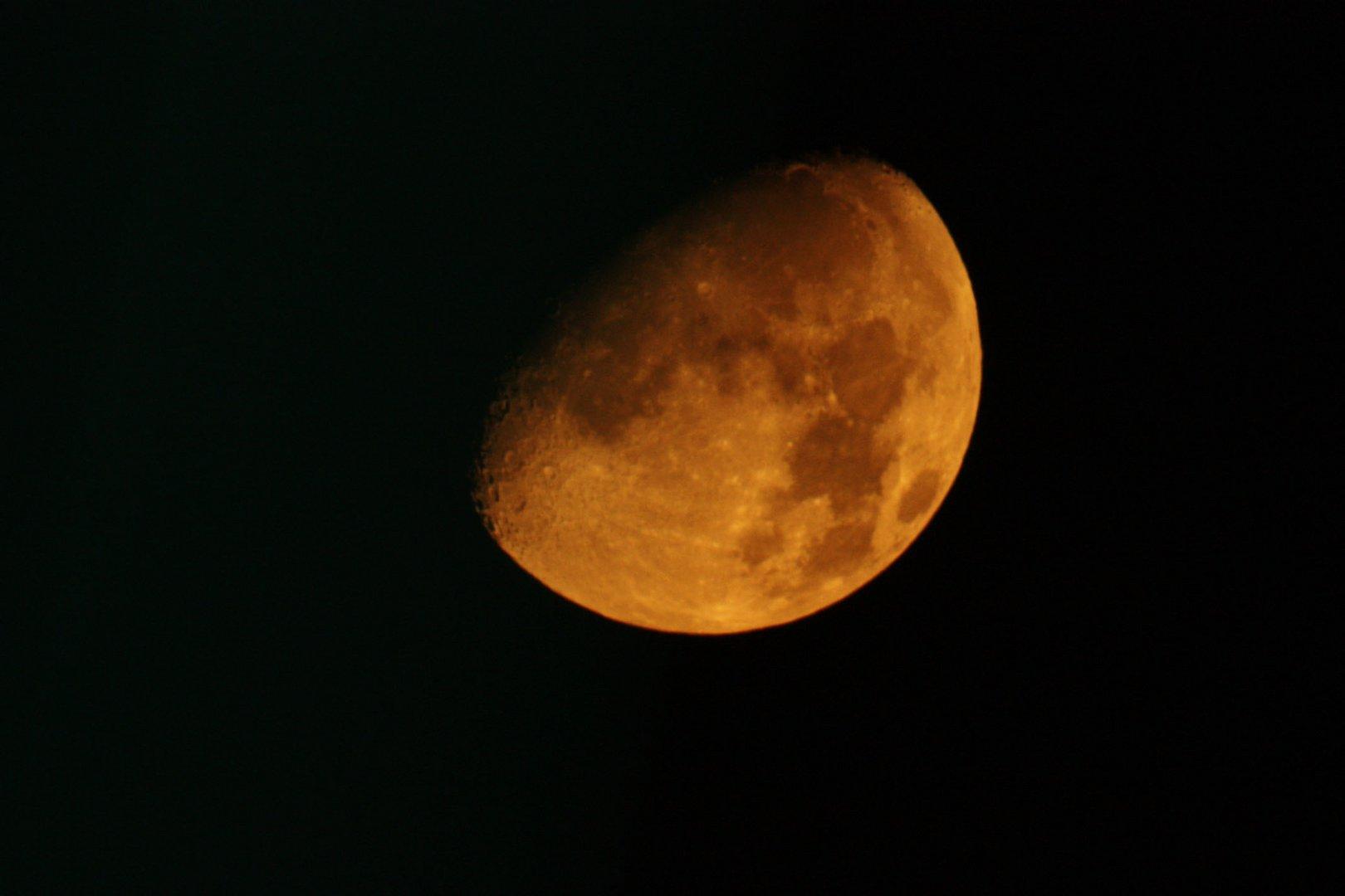 luna della notte di san valentino