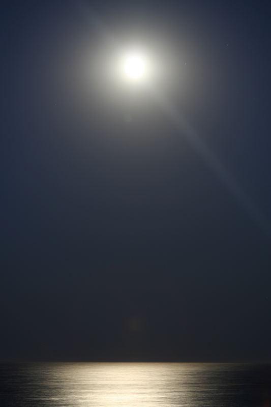 Luna e mare
