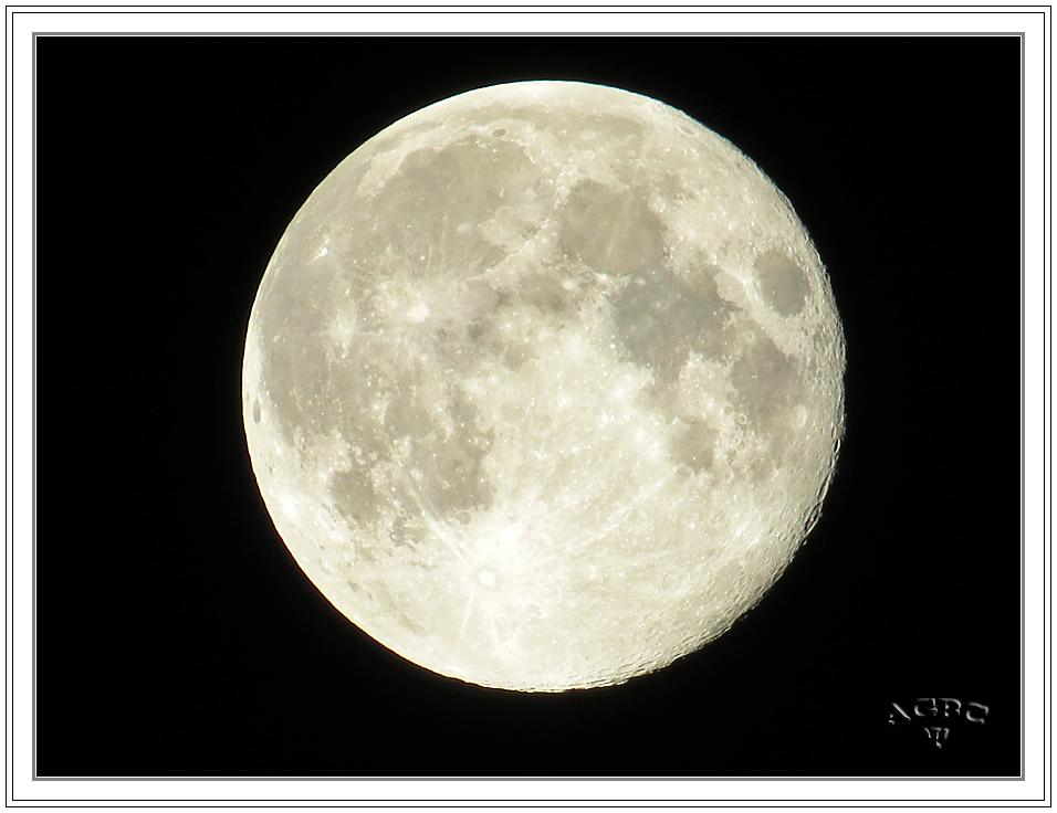 Luna llena de verano