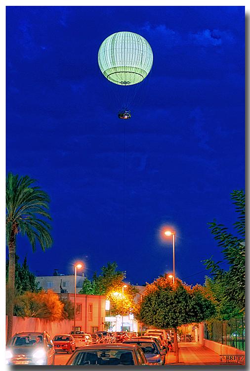 Luna Llena sobre San Antoni?
