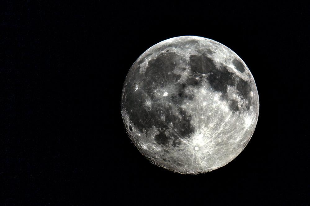 Luna - Vollmond