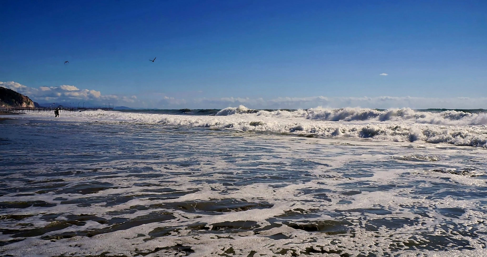 lunas beach