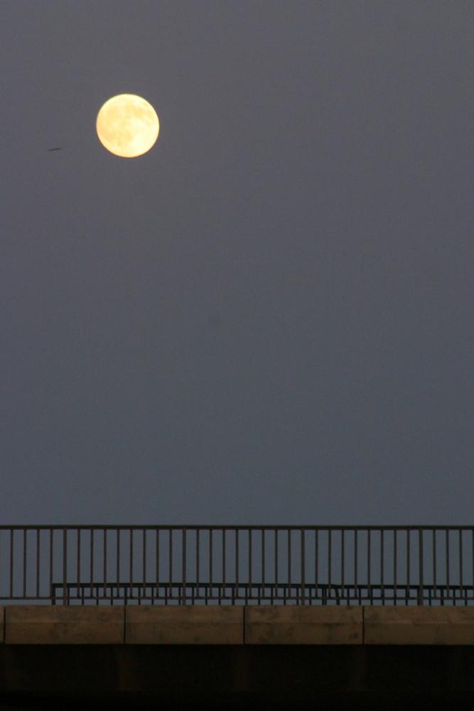 Lune pleine