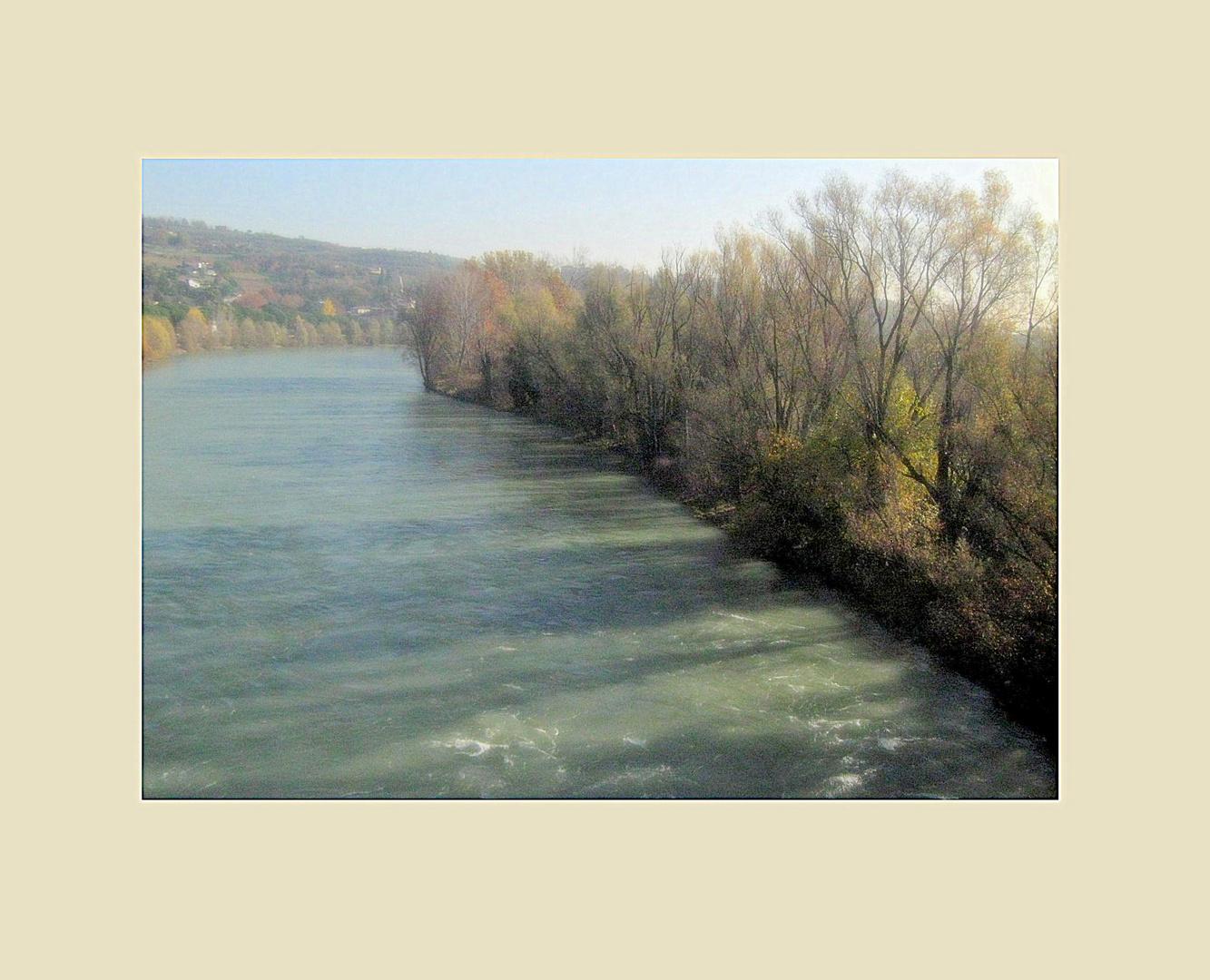 Lungo i fiume..con nostalgia!..