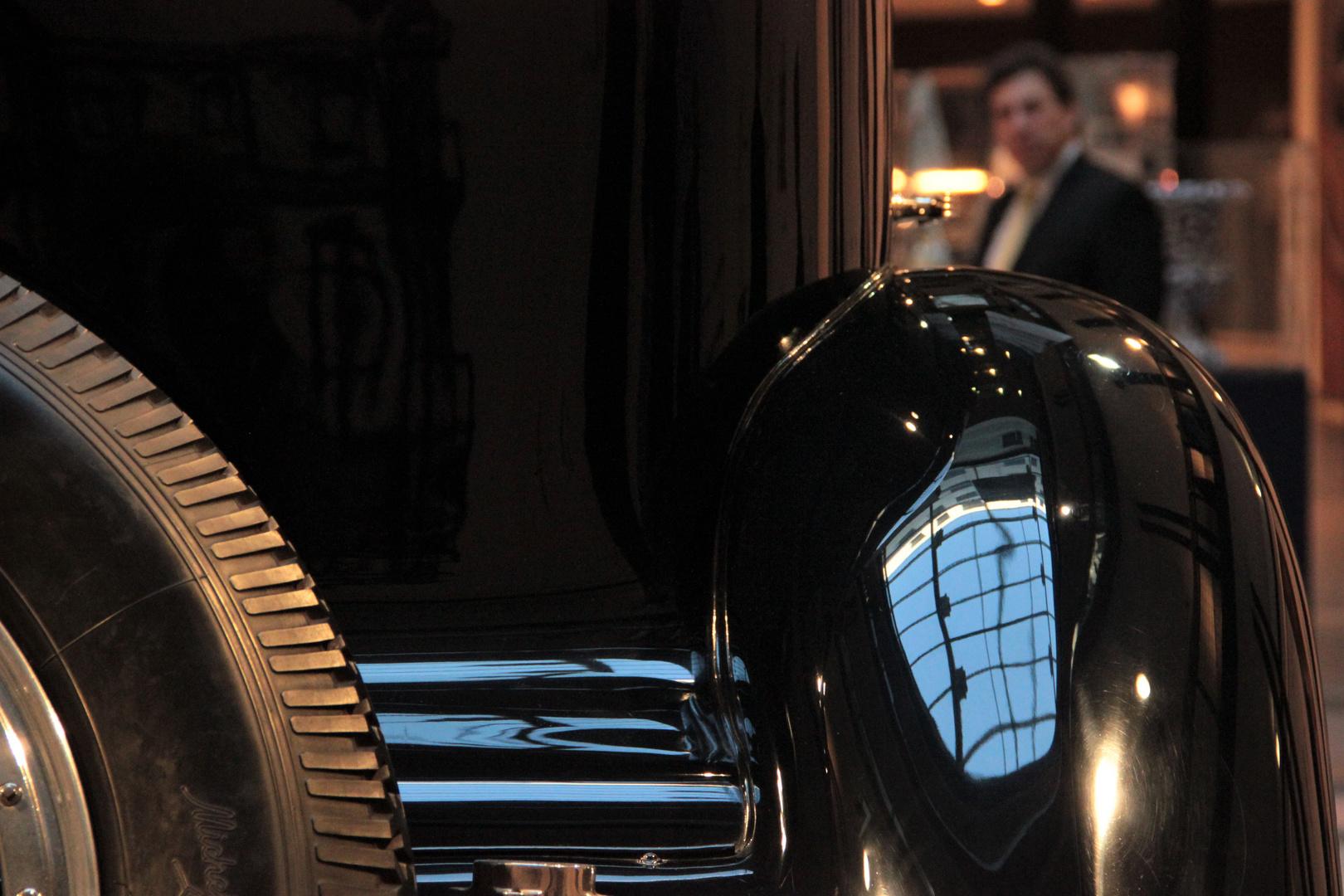 L'uomo Bugatti