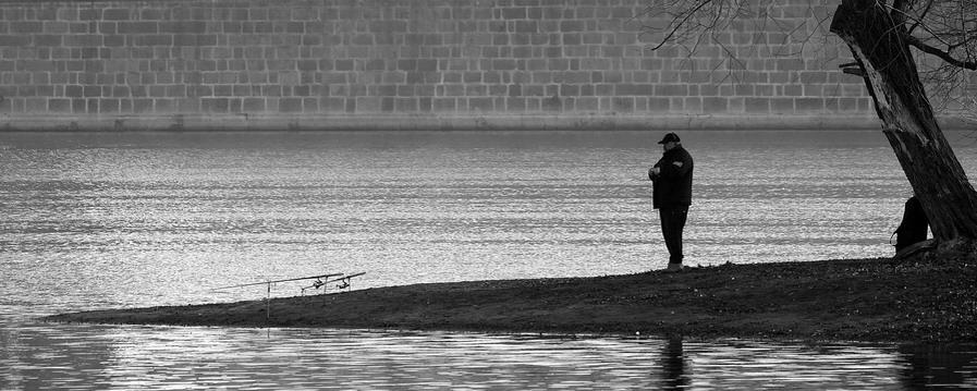 L'uomo del fiume