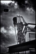 l'uomo della luce (Milano)