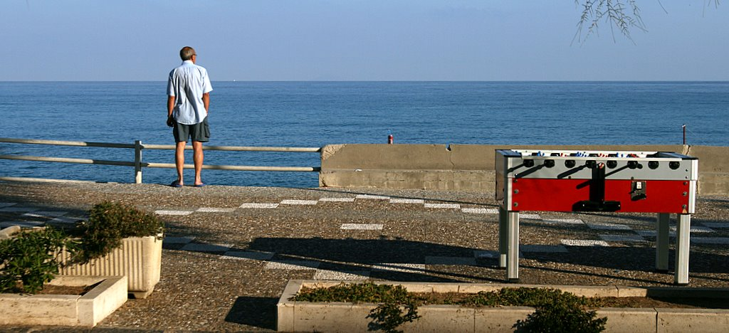 L'uomo ed il mare
