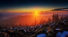 Lusen Sunrise