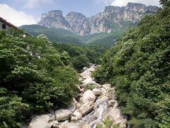 Lushan Berge