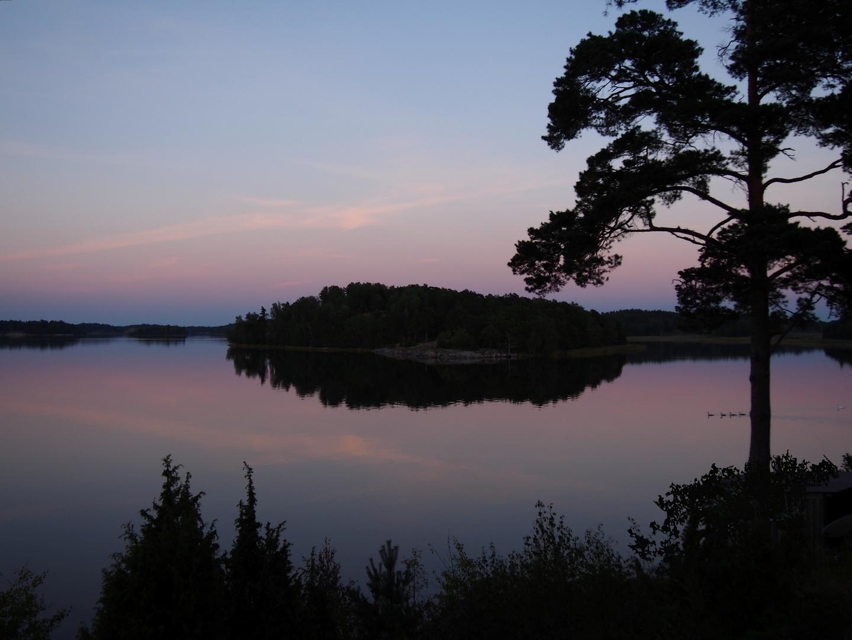 Lusholm - Insel im Schärengarten
