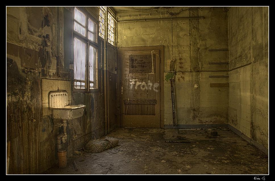 L'usine abandonnée - Die Alte Fabrik [HDR]+[TM]