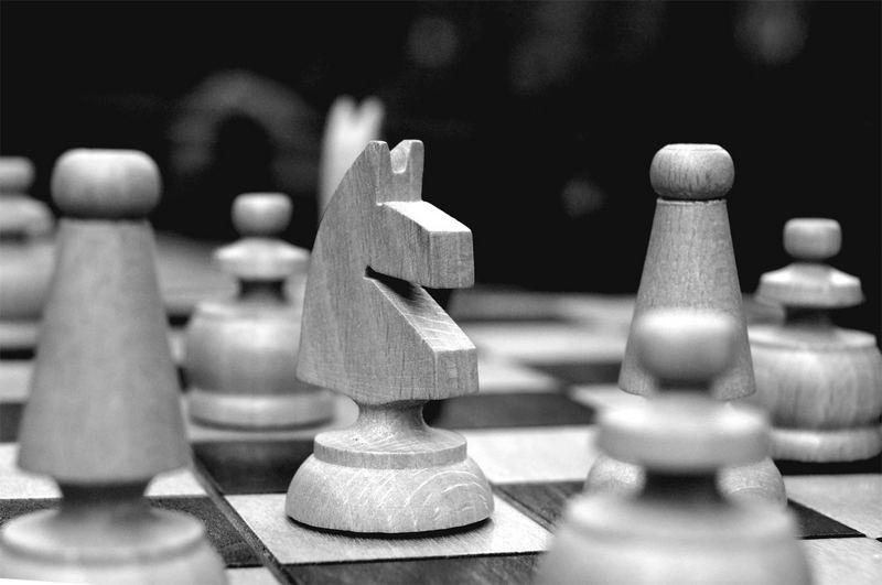 Lust auf eine Partie Schach?