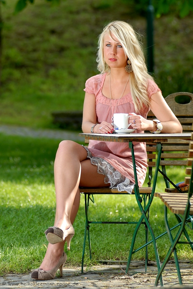 Lust auf´n Kaffee ? Foto & Bild | portrait, portrait