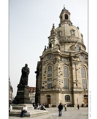 Luther meets Frauenkirche