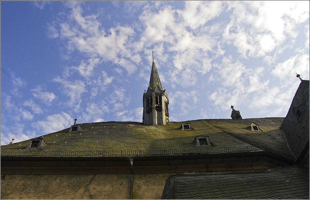 Lutherische Kirche Marburg