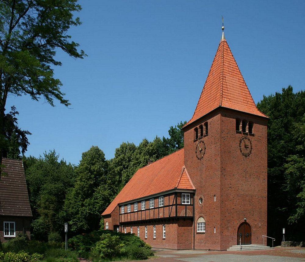 Lutherkirche Wellingsbüttel