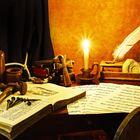 Luthers Schreibtisch