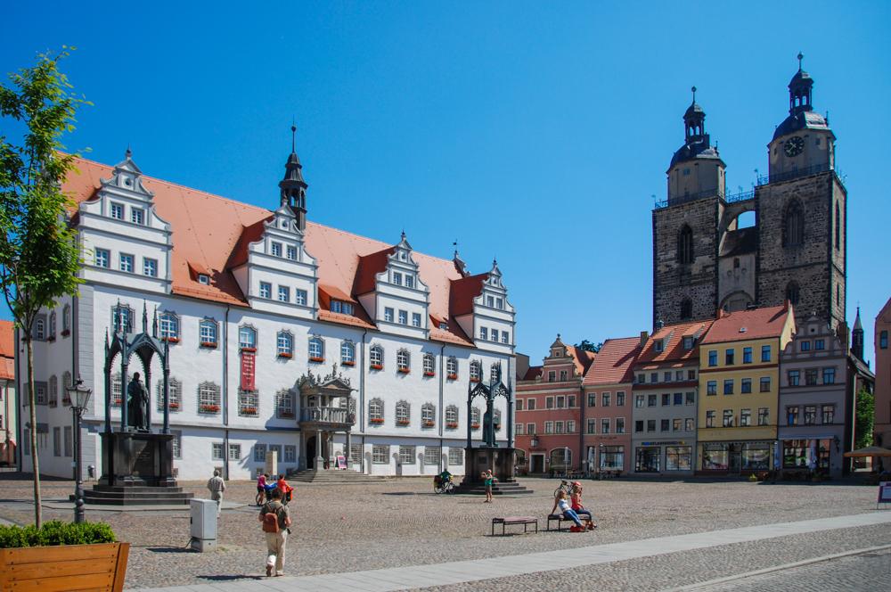 Lutherstadt Wittenberg Foto & Bild | deutschland, europe