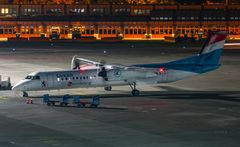 Luxair-Propellerscheiben