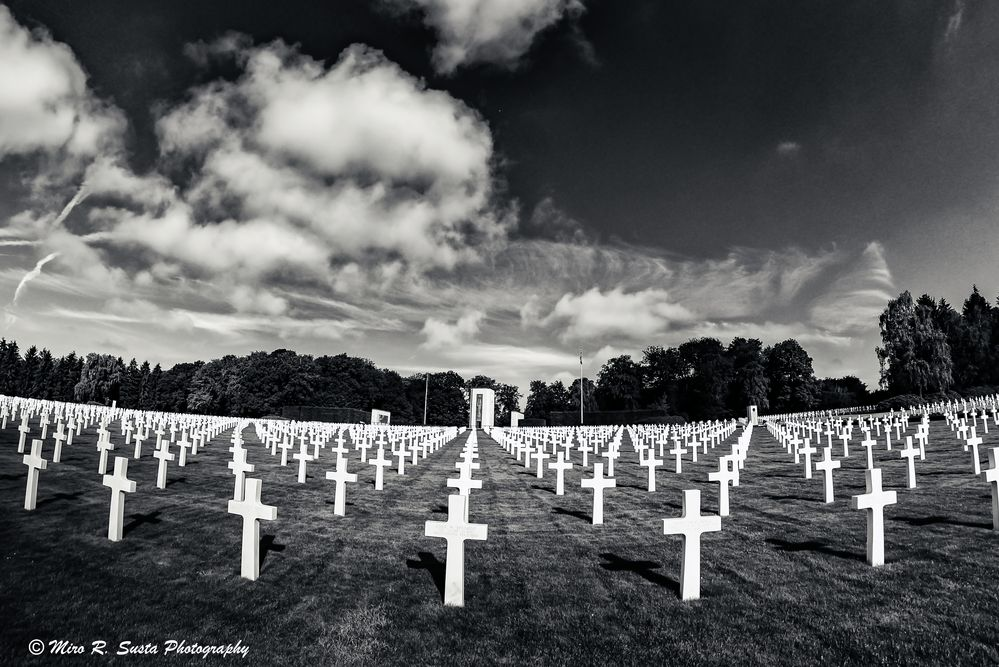 Luxembourg American Cemetery & Memorial