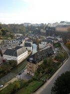 Luxembourg auf den Grund gegangen