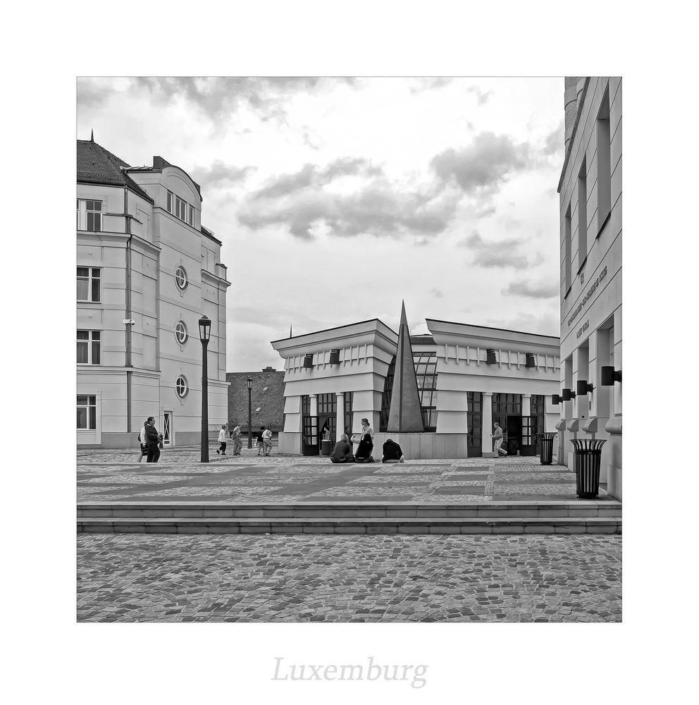 """Luxemburg """" aus meiner Sicht*****...."""""""