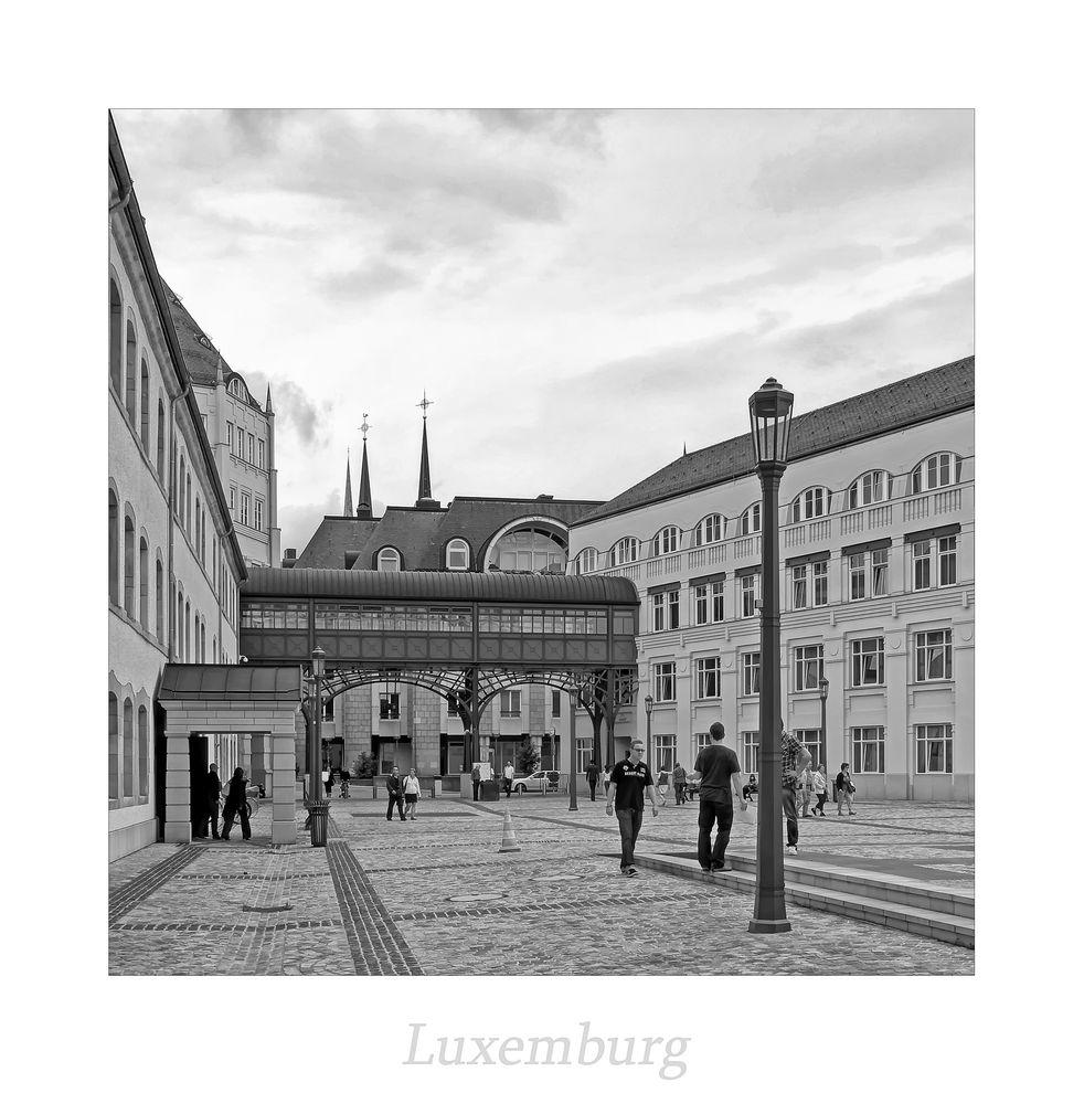 """Luxemburg """" aus meiner Sicht**....""""*"""