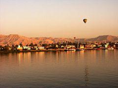 Luxor am Morgen